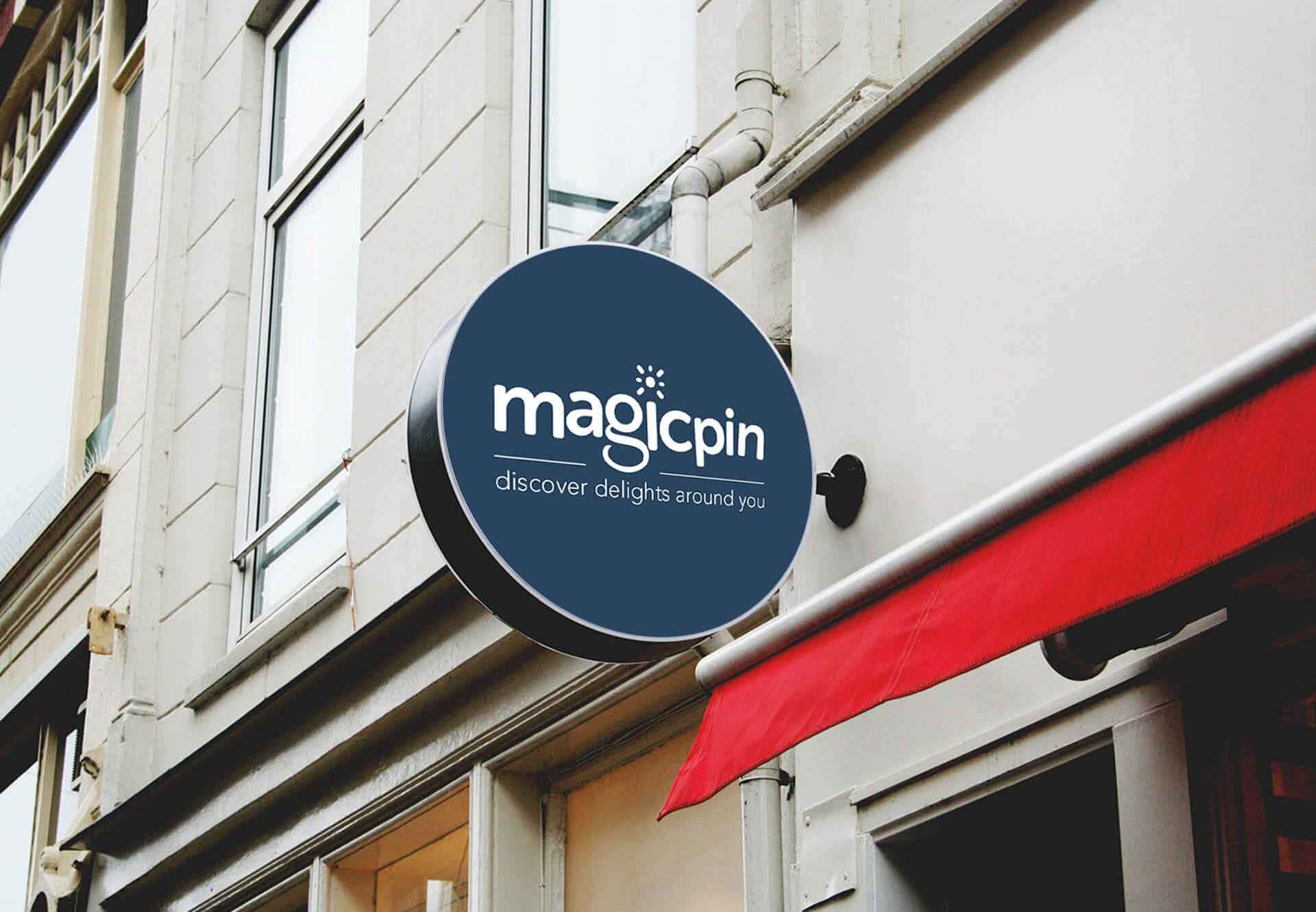 MagicPin-Hyperlocal deals and offers